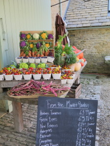 Organic Farm Produce Cotswolds