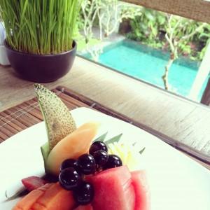 Fruit platter Puri Sunai